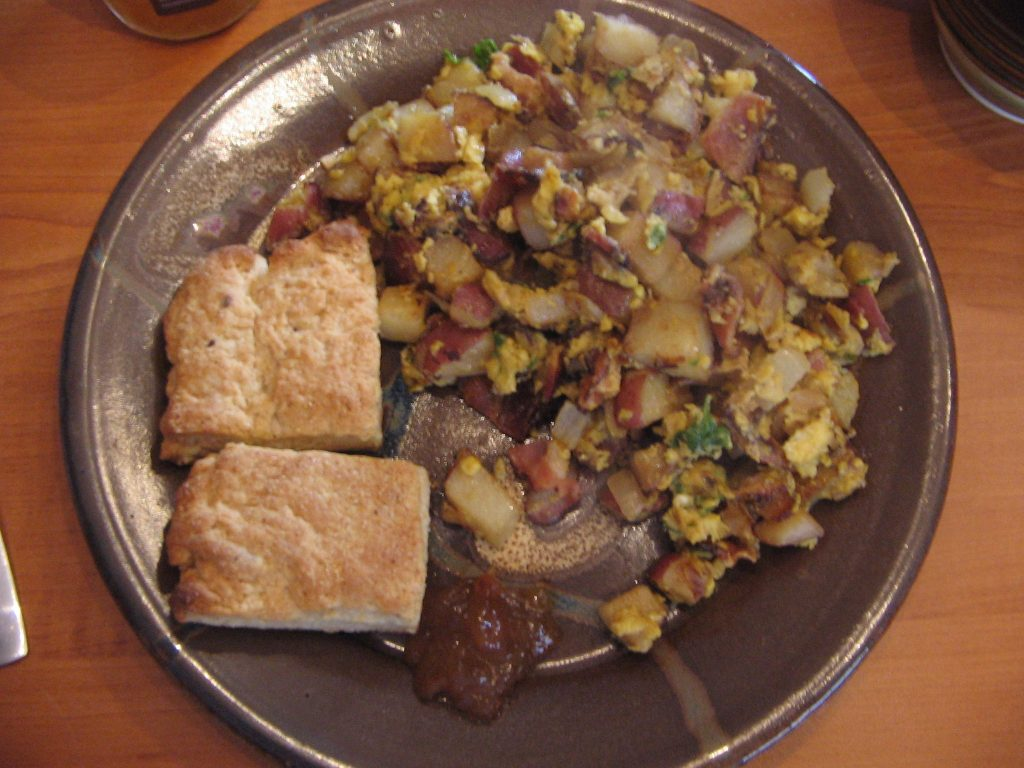 Egg Recipes: Cowboy Hash