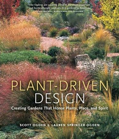 Book review plant driven design hip chick digs for Garden design workbook